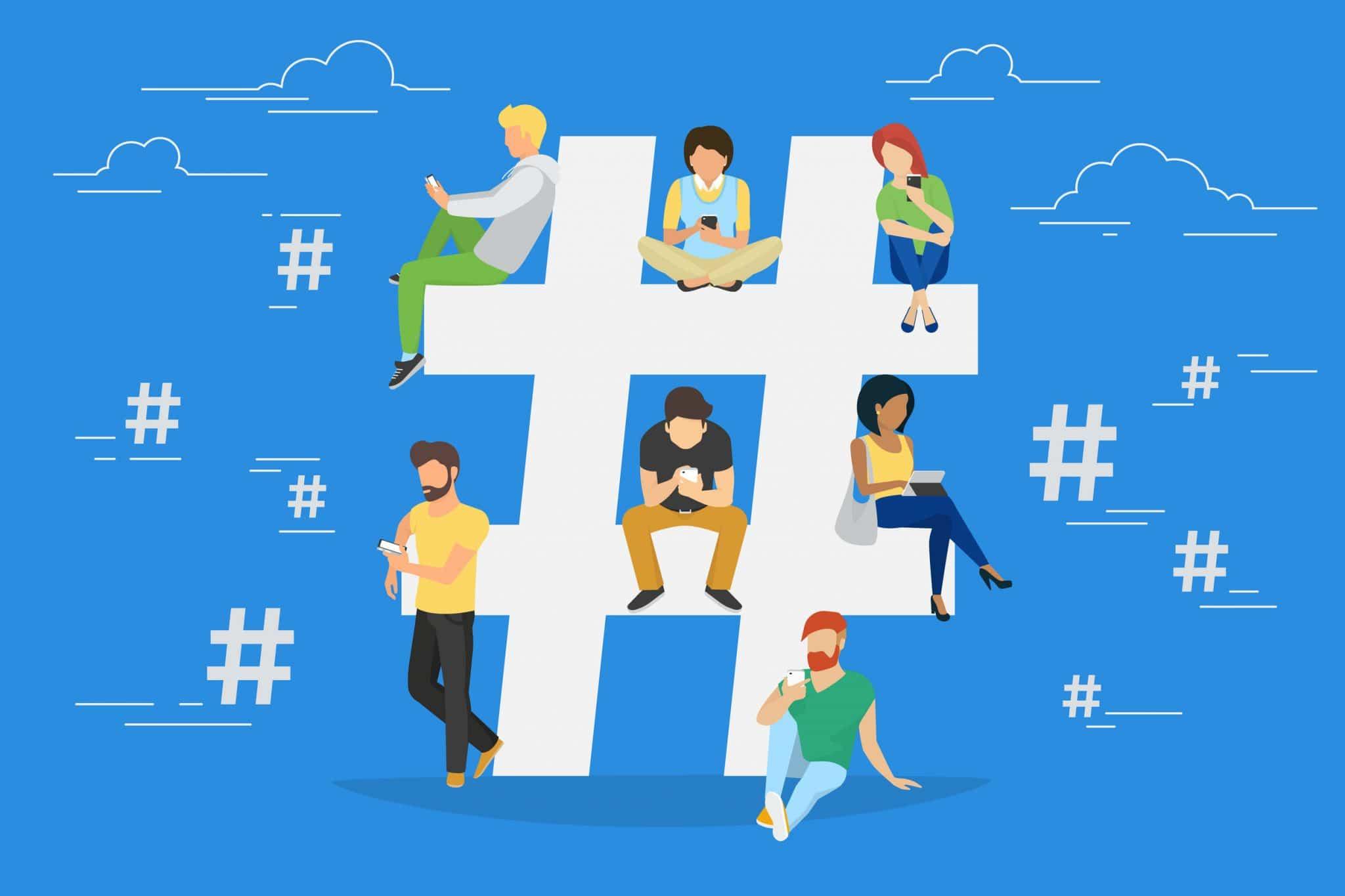 Jak używać hashtagów? Krótki poradnik