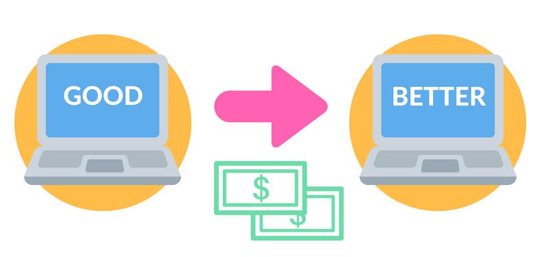 Up-selling – sposób na maksymalizację zysków